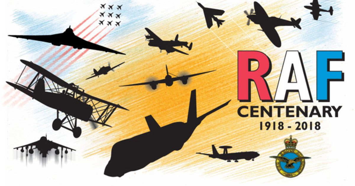 RAF Centenary Weekend